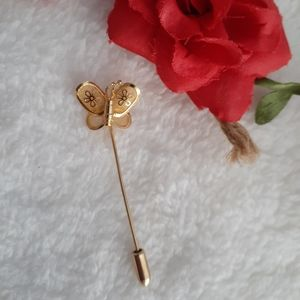 VINTAGE butterfly PIN..